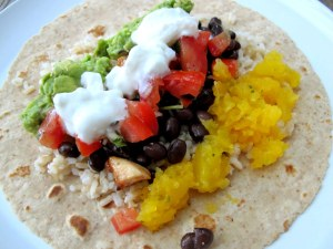 Burrito-open