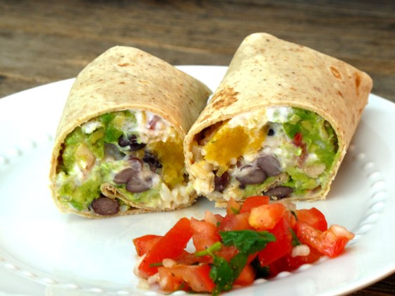 Superfood Burrito